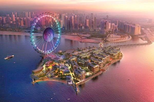 World's largest Ferris wheel in Las Vegas