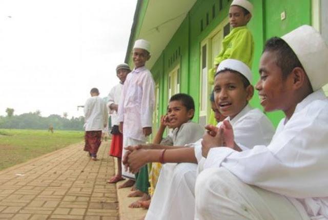 Perkembangan Pesantren di Papua