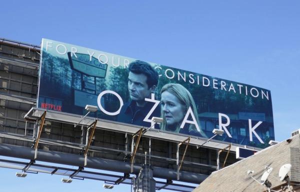 Ozark season 2 FYC billboard