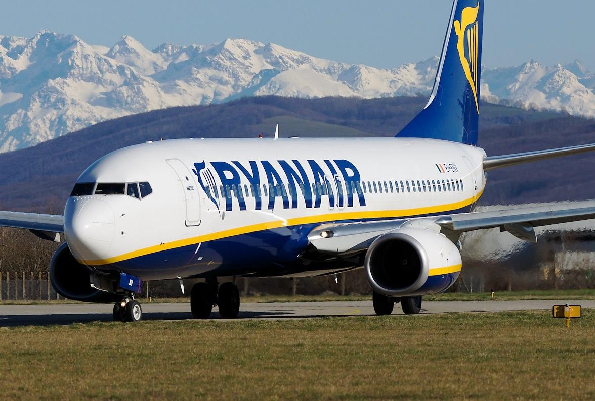 Ryanair to launch new Podgorica flights