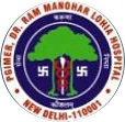 Vacancy at Dr. Ram Manohar Lohia Hospital