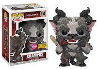 Funko Pop! Krampus Hot Topic