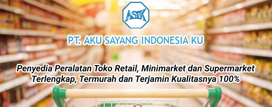 Pusat Rak Minimarket PT ASIK