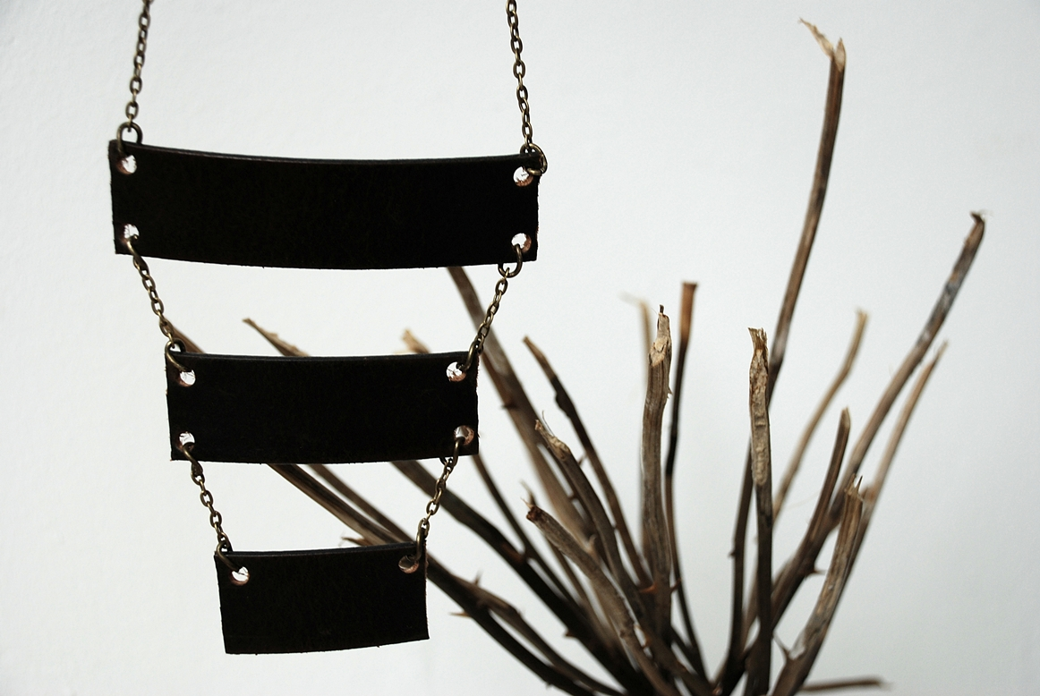 Diy Leather Belt Chair Butterfly Cover Antioch And Cecilia Necklace