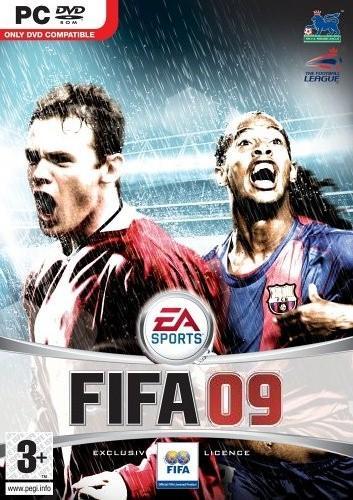تحميل لعبة Fifa 09 بحجم صغير علي رابط واحد علي ميديافاير