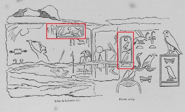 El 12avo Planeta: Parte 13(B): FALSIFICANDO El NOMBRE DEL FARAÓN ...