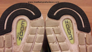 Nike Vomero 12 tras 500 km