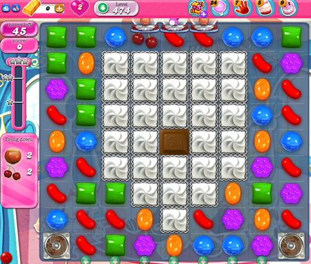 Candy Crush Saga 474
