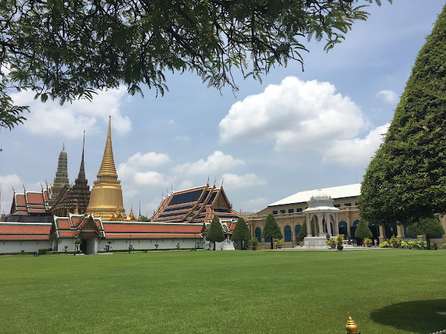 wat phra kaew and grand palace complex