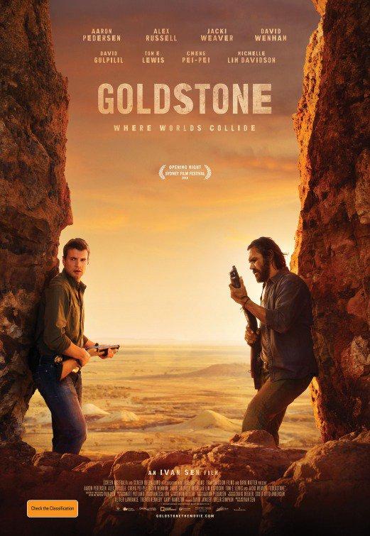 Thám Tử Khu Mỏ - Goldstone