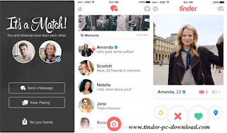Tinder for MAC Features