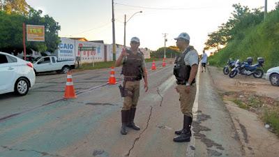 Número de acidentes em estradas federais na Bahia cai 41% no Carnaval 2016