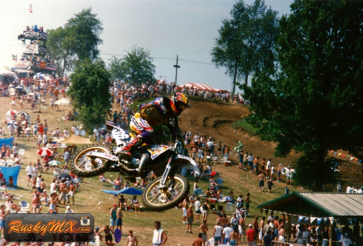 Larry Brooks - Red Bud 1996