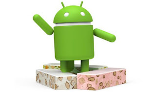 Android Nougat / Nutella - Android v7.0