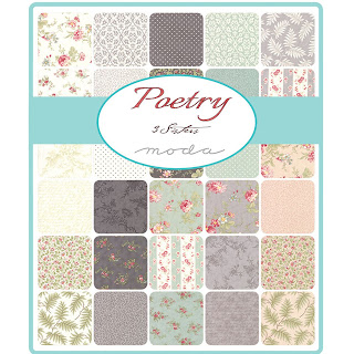 Moda Poetry Fabric by 3 Sisters for Moda Fabrics