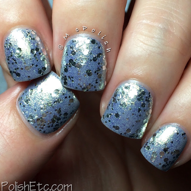 IBD Hideaway Haven Nail Lacquer - McPolish - Mystical Muse