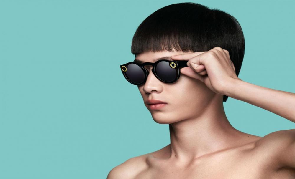 Kacamata Khusus Update di SnapChat Siap Dirilis