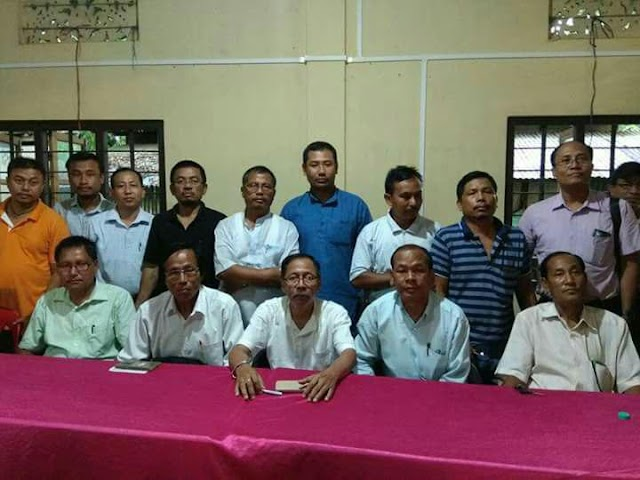 বরাক তম্পাক্কী  খোমজিনবা পাউ খরা  ০৮-০৭-২০১৮