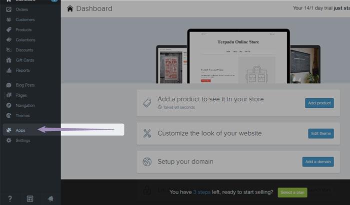 Cara Membuat Facebook Online Store 7