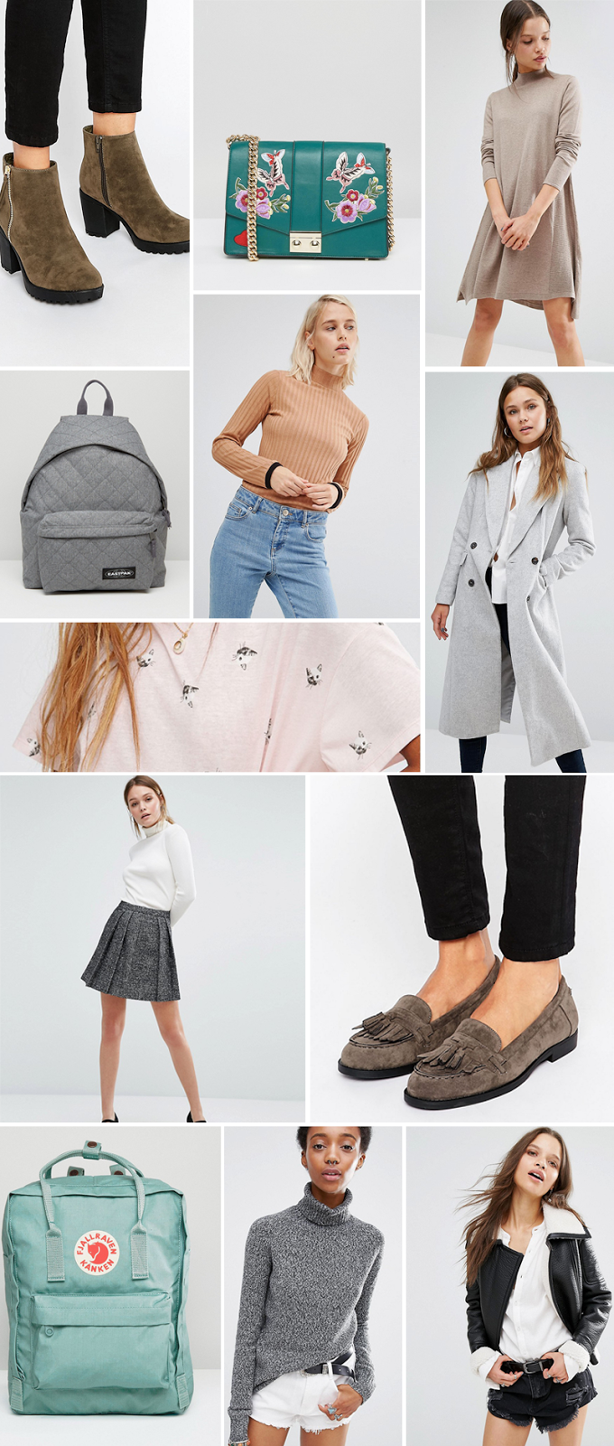 Autumn ASOS Edit Picks Wishlist Trends Must Buys | Colours and Carousels - Scottish Lifestyle, Beauty and Fashion blog