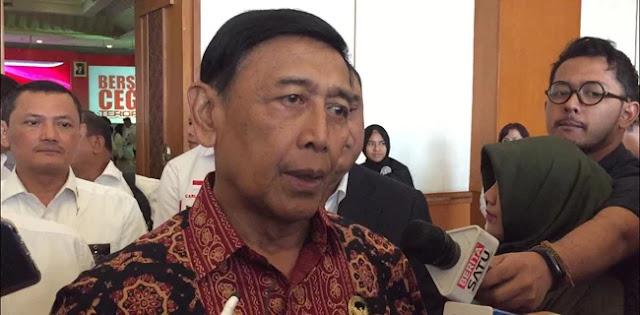 Buktikan Dalang Kerusuhan 98, Wiranto Tantang Prabowo dan Kivlan Zein Sumpah Pocong