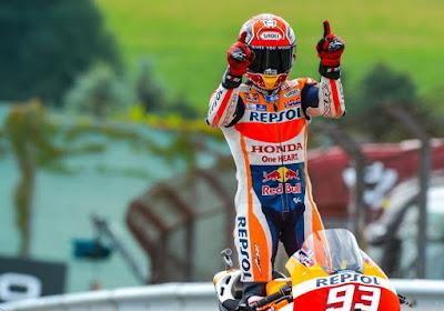 Marquez Rebut Posisi Pole GP Jerman, Rossi Start Ketiga