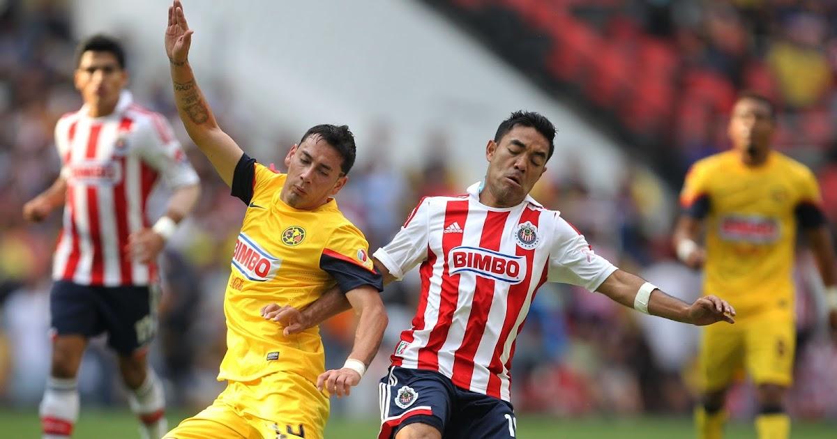 ... Guadalajara vs América en Cuartos de Final, Apertura 2016 | Deporyoko