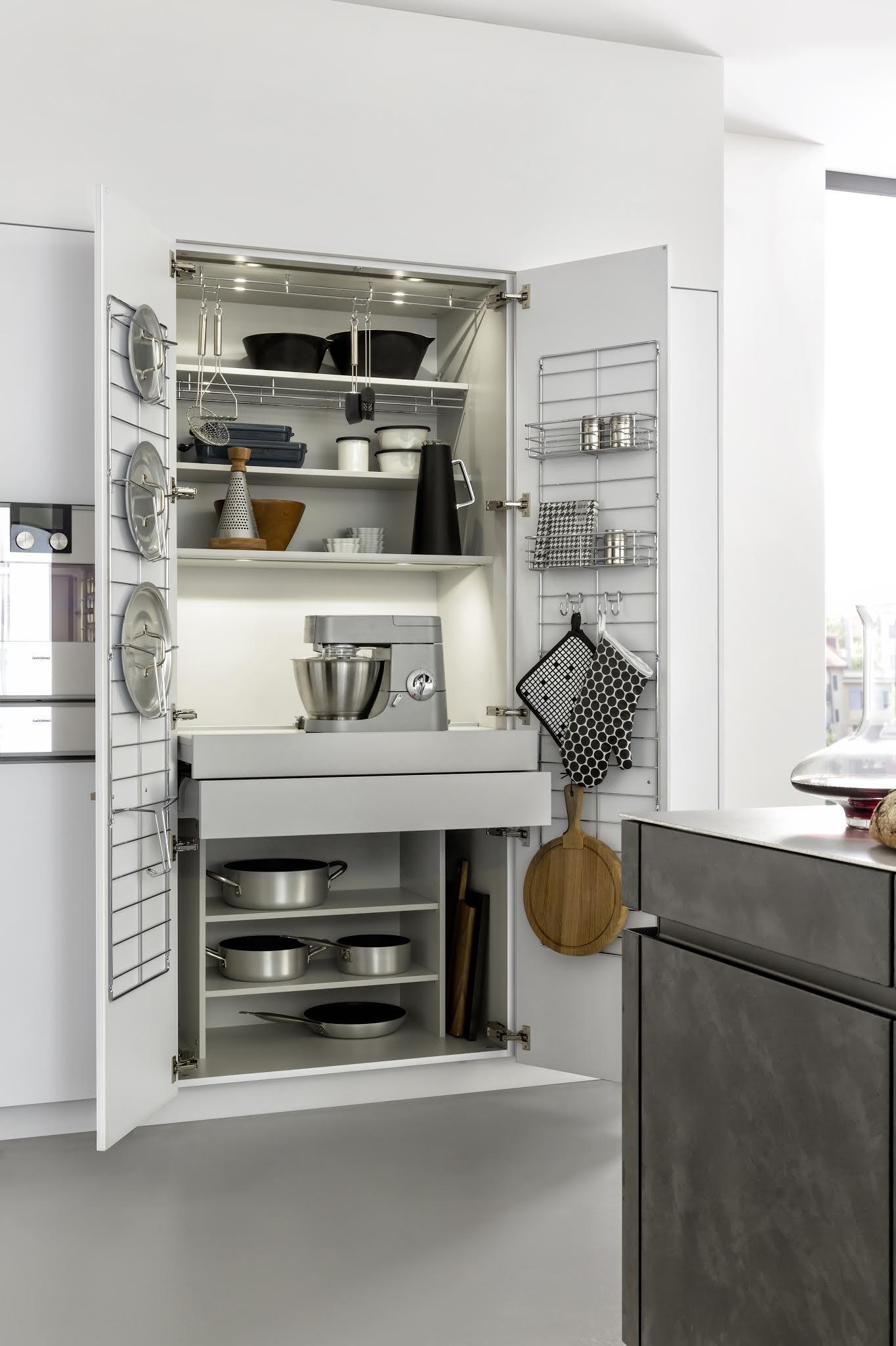 szafki w kuchni organizacja