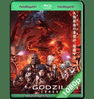GODZILLA: CIUDAD AL FILO DE LA BATALLA (2018) WEB-DL 1080P HD MKV ESPAÑOL LATINO