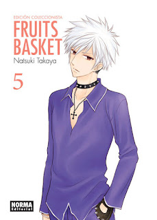 "Manga: Review de ""Fruits Basket #5"" de Natsuki Takaya - Norma Editorial"