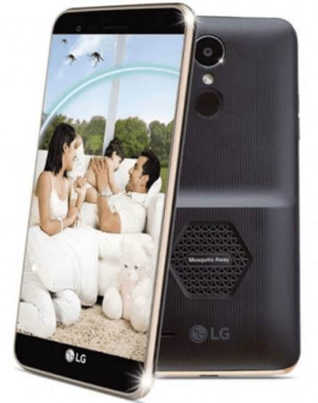 LG Announces K7i; A Mosquito Repelling Smartphone