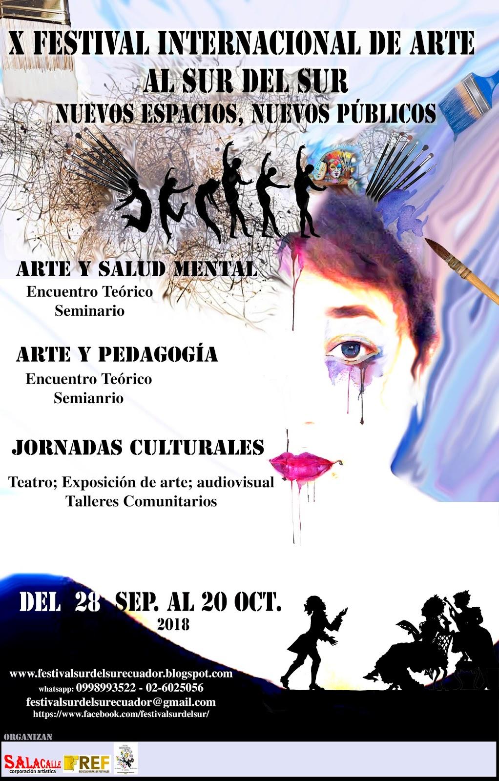 10mo. Festival Internacional de Arte al Sur del Sur