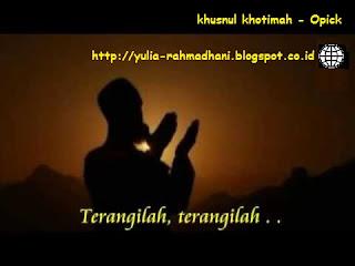 khusnul khotimah - Opick