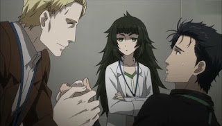Steins;Gate 0 – Episódio 02