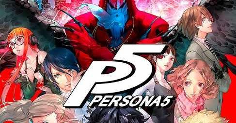 Persona 5 pkg | PS4 games mods tools