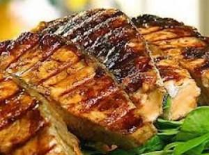 Resep Ikan Tuna Bakar