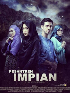 Download Film Pesantren Impian (2016) DVDRip 720p