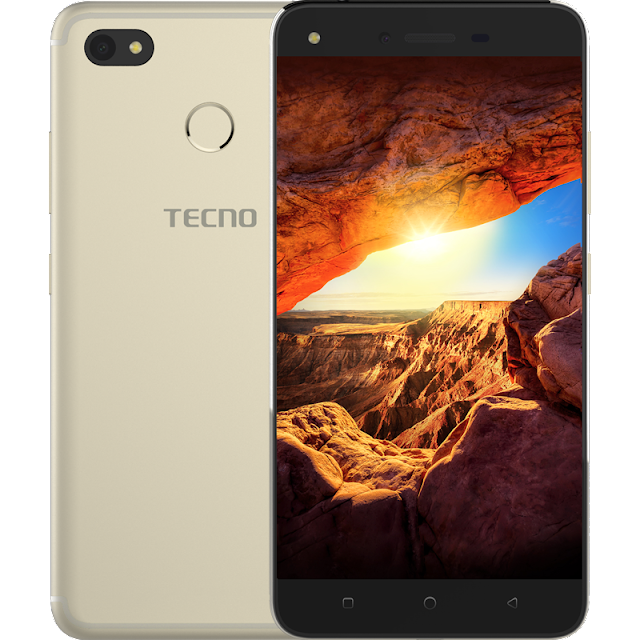 TECNO K7 5.5 Inch, 1GB + 16GB with FingerPrint Sensor, Review and specifications