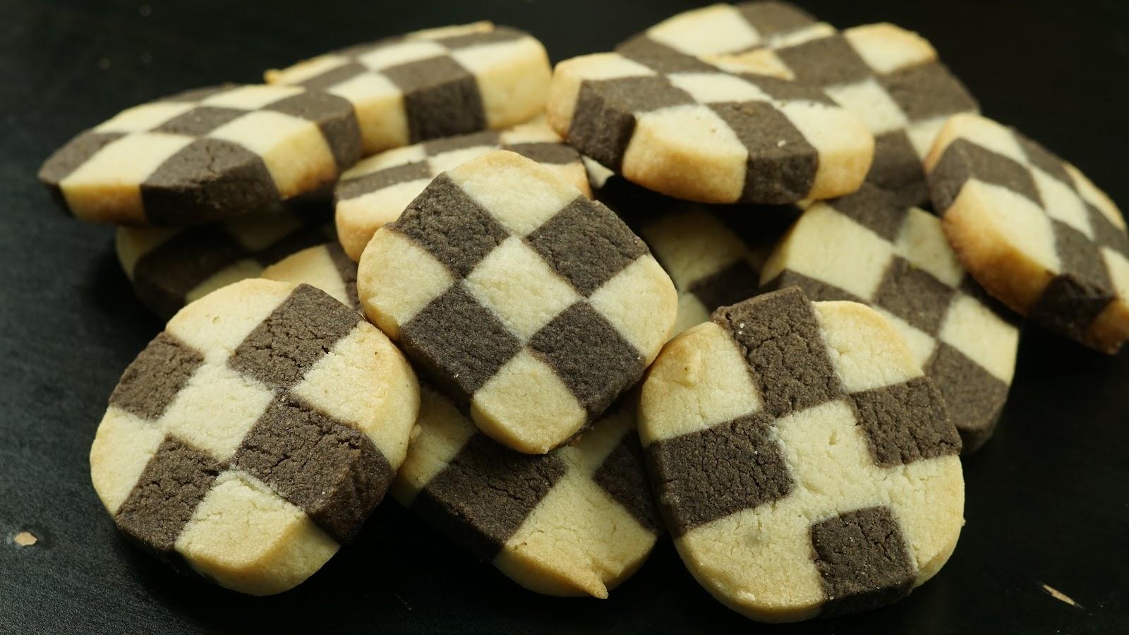 Butter Cookies Recipe / Eggless Cookies   Steffi's Recipes