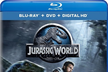 Jurassic World 2015 Hindi Dual Audio 480P BRRip 350MB