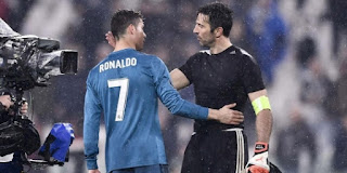 Buffon : Lagi-lagi jadi korban Ronaldo