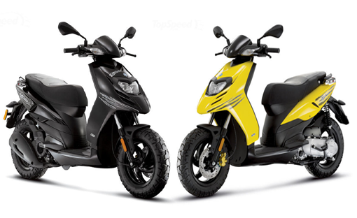 gallery piaggio typhoon 125 2013 - the new autocar