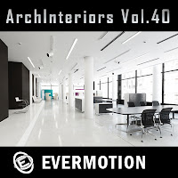 Evermotion Archinteriors vol.40室內3D模型第40期下載