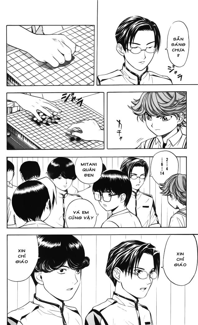 Hikaru No Go hikaru no go chap 27 trang 4