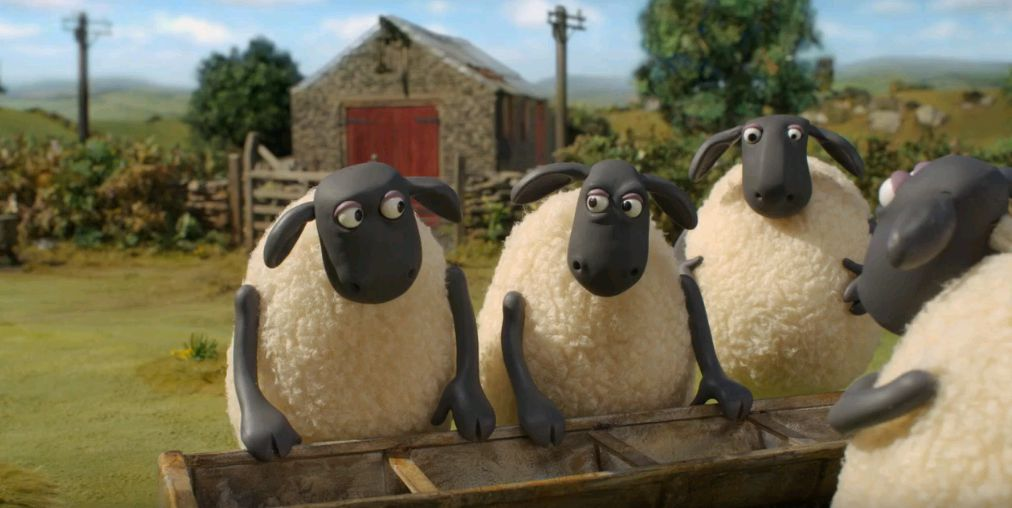 Shaun the Sheep Movie (2015) Movie (Dual Audio) (Hindi ...