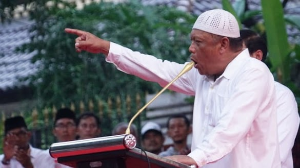 Kalau Jokowi Menang Curang, Kita Gerakkan People Power
