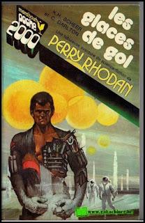 Livre science fiction, assez are