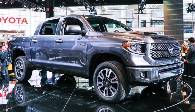 Toyota Tundra 2018 Crewmax Price Redesign