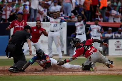 Serie del Caribe Panamá vence a Cuba