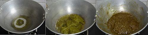 pudina kothamalli thokku recipe